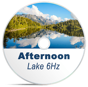 A Perfect Day - Afternoon Lake