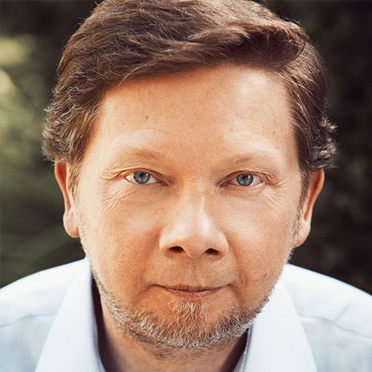 Eckhart Tolle on gratitude
